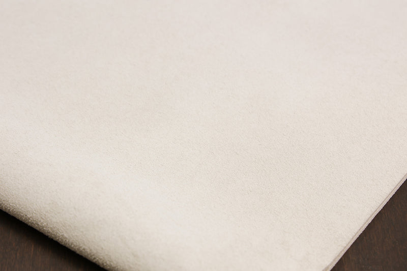 Opera Go Rain Suede, Antique White