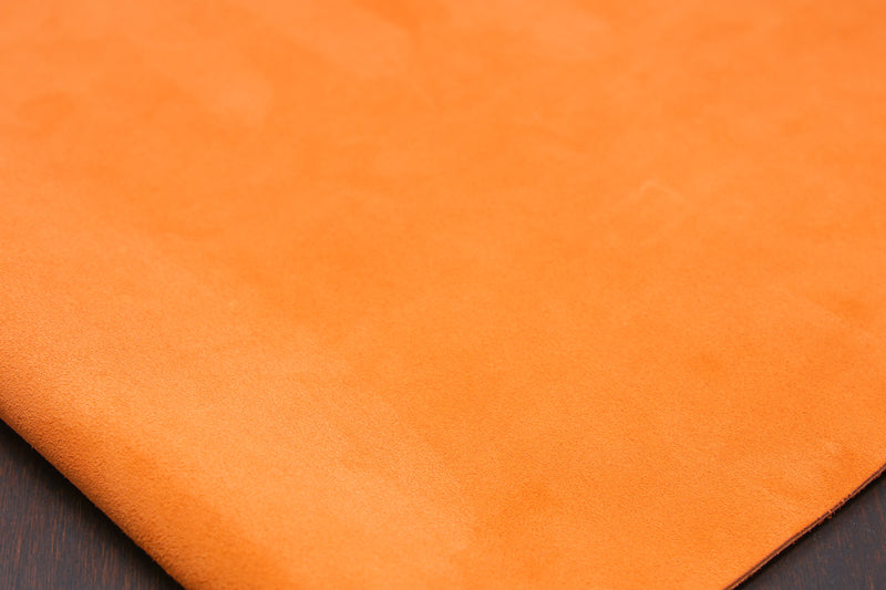 Opera Go Rain Suede, Orange