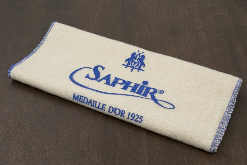 Saphir Chamois Cotton Polishing Cloth
