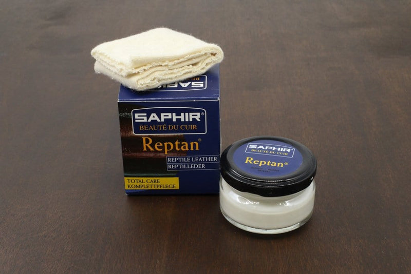 Saphir Reptan - Exotic Leather Cream
