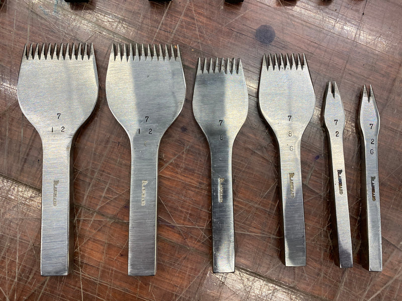 Vergez Blanchard Pricking Iron Set