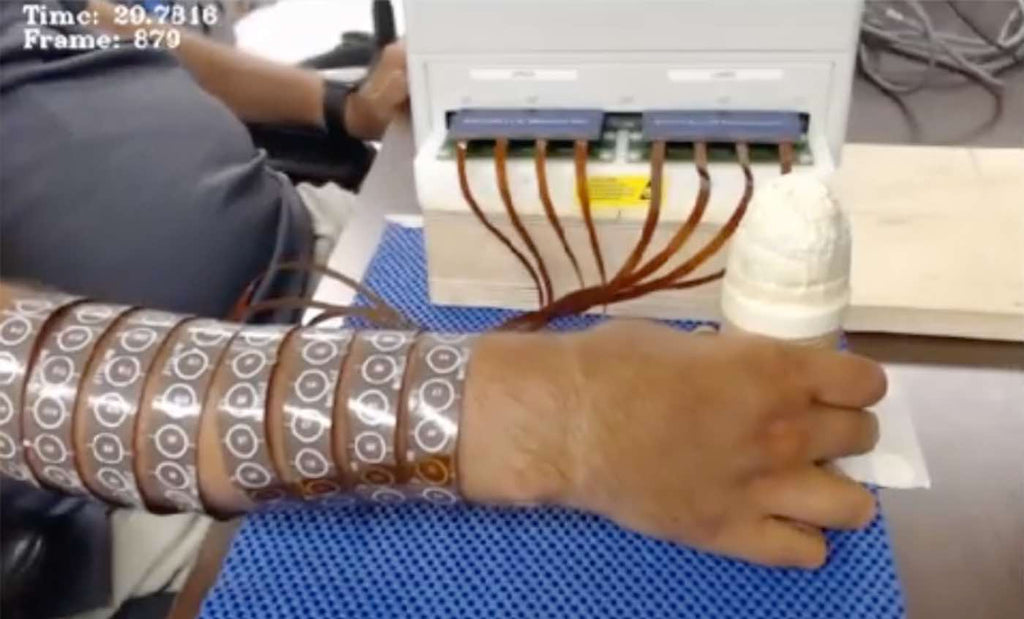 Researchers Restore Injured Man's Sense of Touch Using Ingenious Brain-Computer Interface