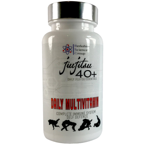 Multivitamin - JiuJitsu40+ Range - Berkshire Science Group