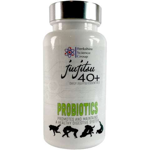 Probiotic Gut Health - JiuJitsu40+ Range - Berkshire Science Group