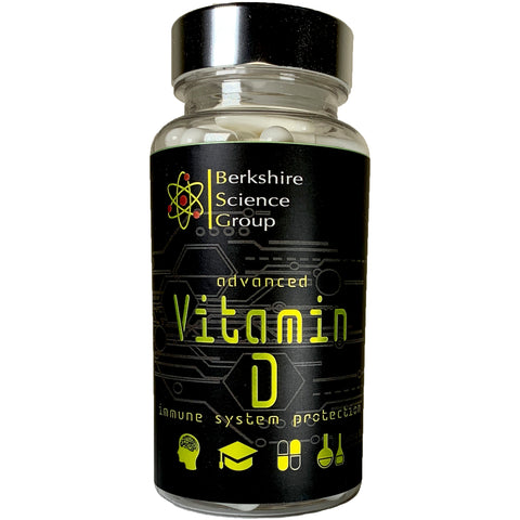 Vitamin D - Maximum Immune Support - Berkshire Science Group