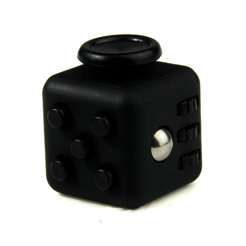 Black on black fidget