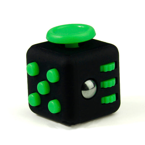 green on black fidget
