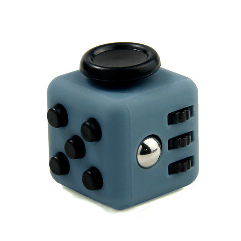 black on blue fidget