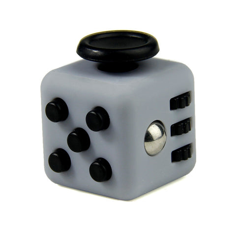 black on grey fidget