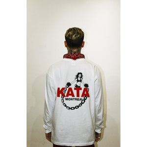 Chain LS - White