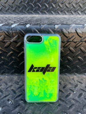 KATA Neon iPhone case