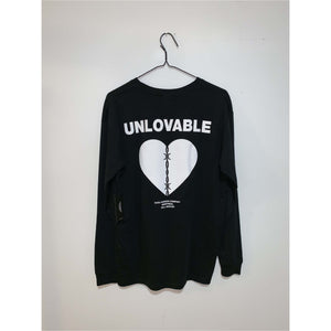 Unlovable LS - Black
