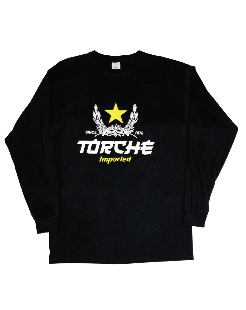 Torché Long Sleeve Black - Adamo X Kata