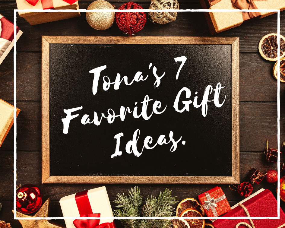 Tona's 7 Favorite Gift Ideas For The Proverbs 31 Woman