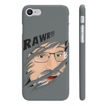 Euro Version, iPhone & Samsung Wpaps Slim Phone Cases -- Rawr!