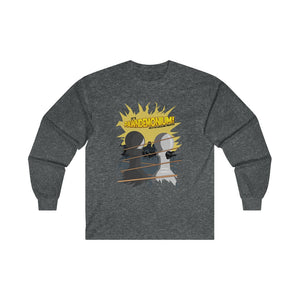 Men's Ultra Cotton Long Sleeve Tee -- Pawndemonium