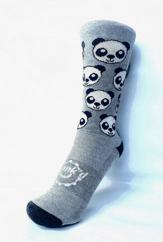 Panda Express Socks - Grey