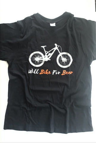 Will BIKE for BEER