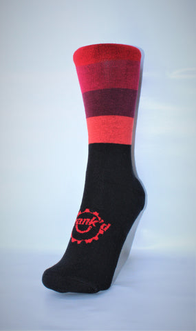 High performance socks - Red