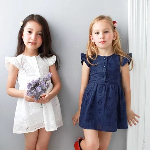 Mother & Daughter Matching Dress : Cotton floral