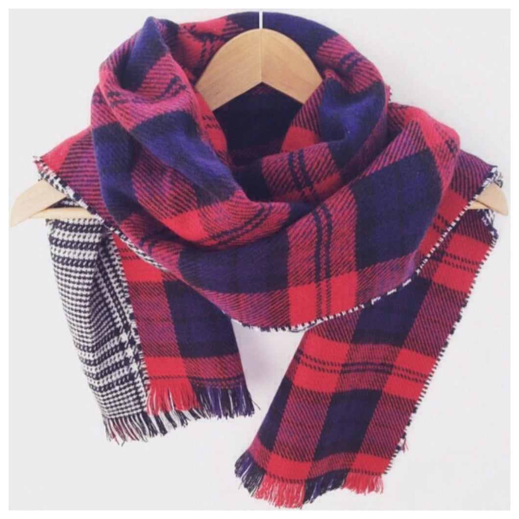 ***ON SALE*** Mad About Plaid Scarf