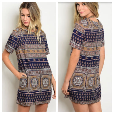 Pretty Little Thang Shift Dress