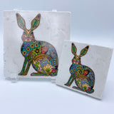 Jacrabbit Coasters and Trivets