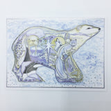 Polar Bear Holiday Boxed Card Set (8)