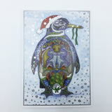 Penguin Holiday Boxed Card Set (8)