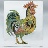 Rooster Flour Sack Towel