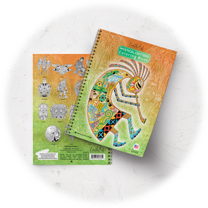 Mystical Critters Coloring Book