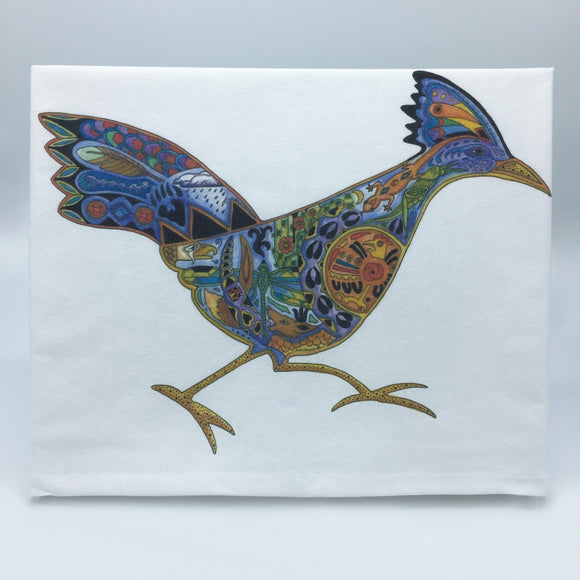 Road Runner Flour Sack Towel