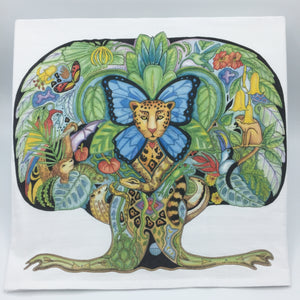 Tree of Life Flour Sack Towel
