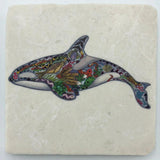 Granny Orca Coasters and Trivets