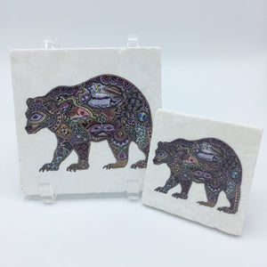 Bear Coasters and Trivets