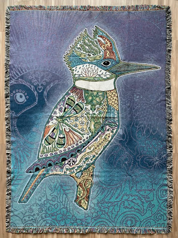King Fisher Blanket
