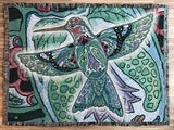 Hummingbird Blanket
