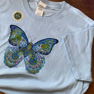 Blue Morpho Shirt