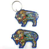 Buffalo Magnets and Keychains