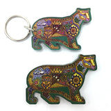 Cougar Magnets and Keychains
