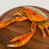 Crab Carving