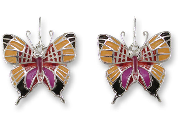 Daggerwing Butterfly Earrings