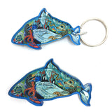 Dall's porpoise Magnets and Keychains
