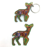 Deer Magnets and Keychains