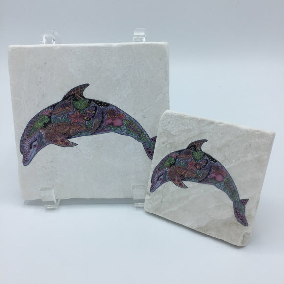 Dolphin Coasters and Trivets