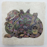 Dragon Coasters and Trivets