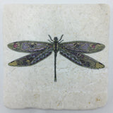Dragonfly Coasters and Trivets
