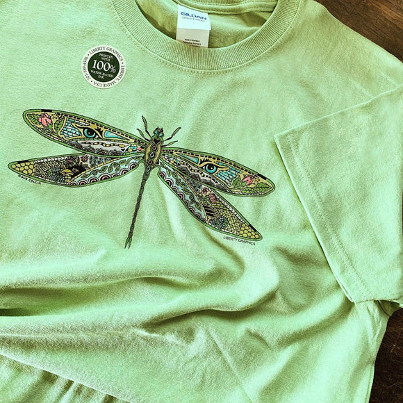 Dragonfly Shirt Ladies