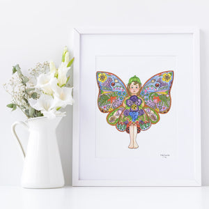 Fairy Signed Print