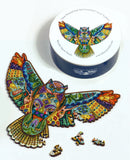 Great Horned Owl Jigsaw Puzzle XS